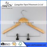 Adult Custom Imitated Cheap Cheap Plastic Hanger Pants Hanger