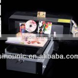 digital flatbed printer A3 sizes/uv flatbed printer/glass printer UN-FT-MN104C                                                                         Quality Choice