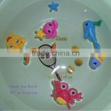 2012new toy never dry magic floating bath putty