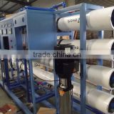 Good quality river water spring water Jiangmen Angel pure water 5000~ 10000LPH RO water purification system