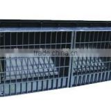 JW-poultry air inlet for chicken house, black air inlet for poultry house /greenhouse /animal husbandry