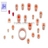 textile machinery ceramic wire guide eyelets colored eyelets ceramic yarn guide