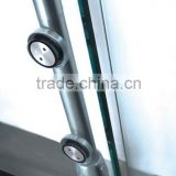 pivot patch glass door fittings