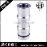Manufacturer e cigs TA-011 THC titanium material drip tip Hot Sale!! 2015 the most popular product