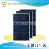 250w grade b solar panels with certificate IEC CE