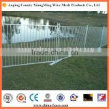 Outdoor Galvanized Steel Temporary Swimming Pool Fence