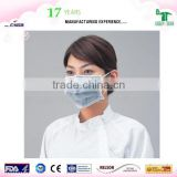 high quality FDA 510K disposable black face mask surgical mask