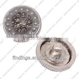 LJ0171 2015 fashion jewelry popular product,rhinestone buttons for upholstery,bulk rhinestone snap buttons,sanp button charm
