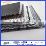 304 stainless steel bulletproof security window door screen mesh/powder coated marine security nets