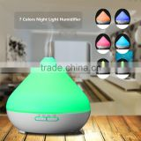 5 In 1Aromatherapy Diffuser With Multi-function Humidifier Air Purifier Ionizer And LED Color Changing Night Light