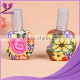 15ml apple shape perfume bottles with silver lid