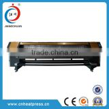 3.3m 129'' Large format digital inkjet printer Eco-solvent ink outdoor high precision printing machine