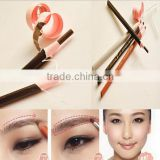 2015 high quality nature color Makeup eyebrow pencil
