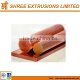 C14500 Tellurium Copper Rods for Electronic & Electric Components Equipments : Buy Wholesale Copper Rods