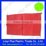 Tubular leno mesh bag,fabric manufacturers potato pp net bags