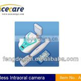 High quality Wireless & USB &VGA dental oral camera AC-I6