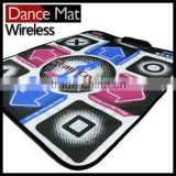 16 bit PC TV USB Wireless Non-Slip Dancing Step Dance Mat Dancing Pad