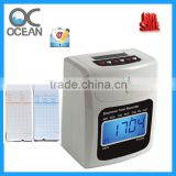Electronic Time Attendance System, Time Attendance punch card , Electronic Time Recorder
