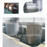 Bell Type Annealing Furnace Factory Copper Brass Alloy Copper Bright Top Hat Annealing Furnace Factory