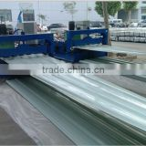 pre-painted corrugated steel sheet