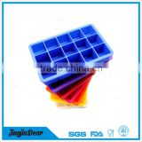 reusable bar plastic ice cube tray for drinking