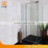 CRW FYL088 Shower Enclosure Cubicle Enclosed Shower Cubicles