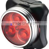 4 mode Super Bright bicycle warning light Safety rechargeable front rear Light usb led bike light