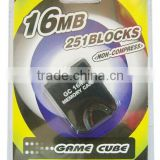 New High Quality 16MB GC Memory Card For Nintendo GameCube