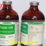 Factory price hot sale pharmaceutical grade vitamin AD3E injection for animal use with GMP