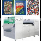 Belt Type ABS Recycle Plastic Color Sorter/ PVC Color Sorter/PE Color Soter 0086 371 65866393