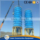 50T-1000T flexible bolted silos used hollow brick cost
