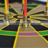 Hotselling magnetic portable scroll type indoor soft dart board