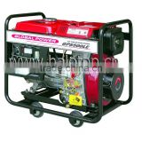 Open Type Small Air-Cooled Gasoline Generator