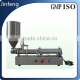 Condensed milk metal box filling machine