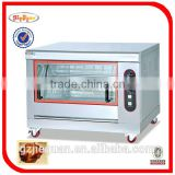 Stainless Steel Gas Chicken Rotisserie(GB-368)
