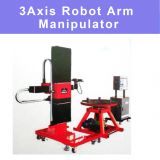 3 Dimension 3D Robot Arm Manipulator Control System for Thermal Spraying Coating Plating Welding Glazing Blasting