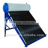 Stainless steel high pressuried-heater solar water heater 58*1800mm