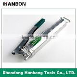 White Plating 400cc Grease Gun for Any Industry