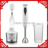 multi-function electric hand blender set 300w/600w