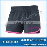 New design Xiamen Sportex 100% polyester ladies bottom MZ0417