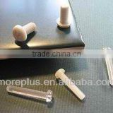 Made in Taiwan Phillips Pan Head Screws Plastic Screw