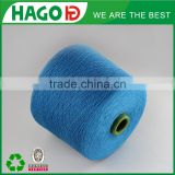 Wholesale good quality recycle cotton viscose blended yarn knitting and weaving online shopping