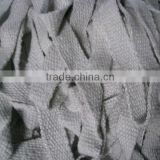 braided ceramic fiber tape for heat insulation FACTORY DIRECT SALES