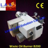 Sell (B200) waste oil burner, diesel burner, light oil burner for boiler incinerator furnace spray booth