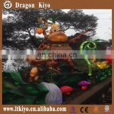 Cartoon lantern with much decoration for factory price