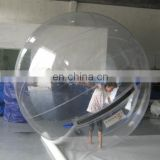 inflatable water ball with TI zip
