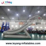 Hot Selling Summer Holiday Inflatable FreeStyle Slides For Yachts