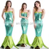 Wholesale Price Adult Cosplay Mermaid Sexy Halloween Costume