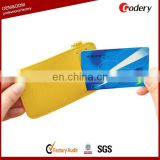 New arrival pvc hotel key card holder