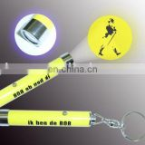 projector keychain/logo projector keychain/led projector torch